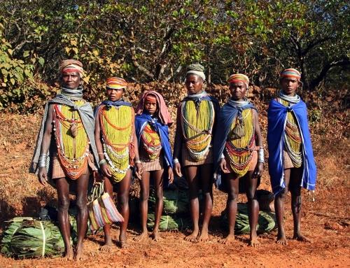 I Bonda dell'Orissa