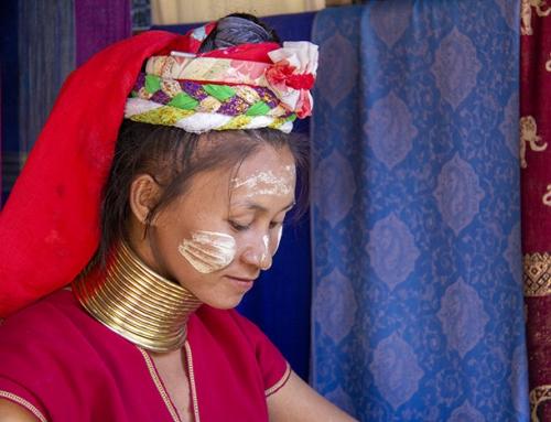 Lahwi Kayan: le donne dal collo lungo