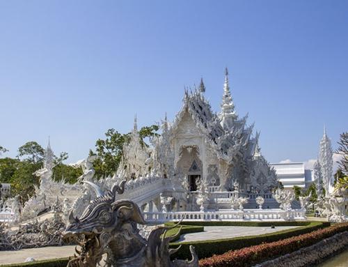 Chiang Rai: il tempio bianco e il tempio blu