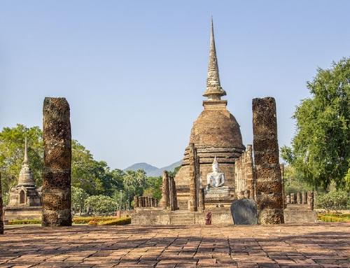 Sukhothai: dal devaraja al dammaraja