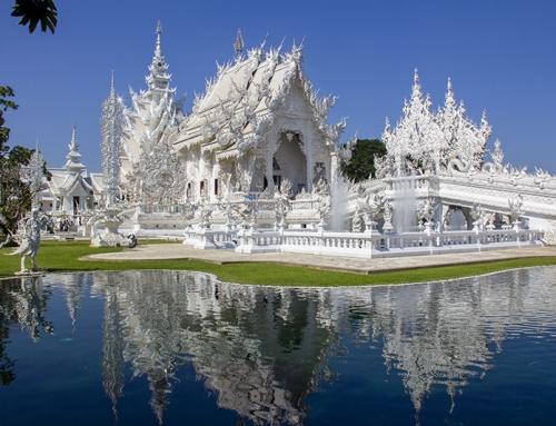 Tempio bianco, Chiang Rai