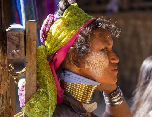 Tribù Karen Padong 2