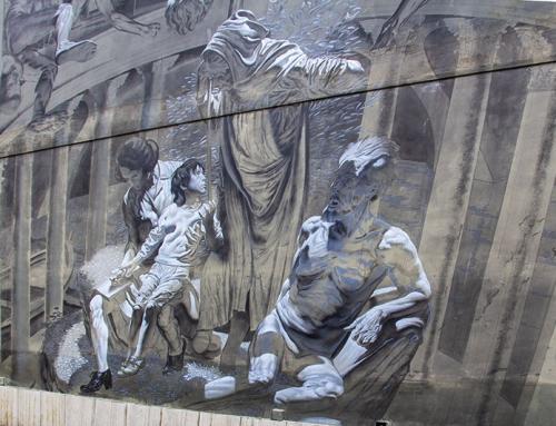 Street Art, Torpignattara, Roma