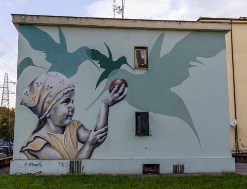 Trullo, un quartiere tra pittura e poesia