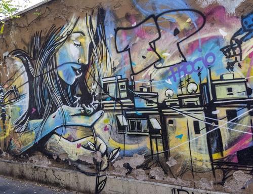 Impegno sociale e solidarietà nei murales di San Lorenzo