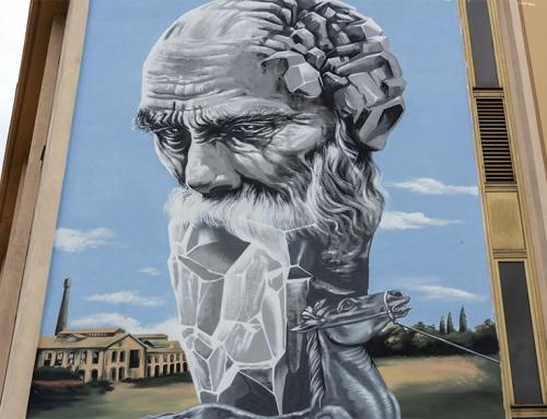 Da Selci in Sabina a Rieti: viaggio tra i murales