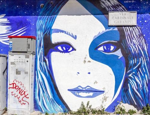 Pinacci Nostri: street art per rivitalizzare il quartiere